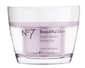 Bild på Boots No7 Beautiful Skin Normal/Dry Night Cream