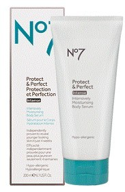 Bild på Boots No7 Protect & Perfect Body Serum 200 ml
