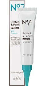 Bild på Boots No7 Protect & Perfect Intense Eye Cream 15 ml, 35+