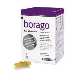 Bild på Borago Hud & Hormoner 72 kapslar