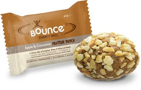 Bild på Bounce Energiboll Apple & Cinnamon Protein Punch