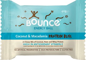 Bild på Bounce Energiboll Coconut & Macadamia Protein Bliss