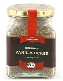 Bild på Bourbon Vaniljsocker 180 g
