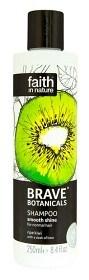 Bild på Brave Botanicals Kiwi & Lime Shampoo 250 ml