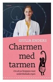 Bild på Charmen med tarmen av Giulia Enders