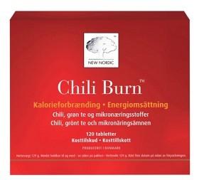 Bild på Chili Burn 120 tabletter