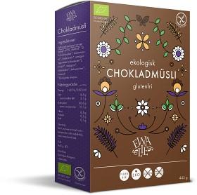 Bild på Chokladmüsli glutenfri och ekologisk 445 g