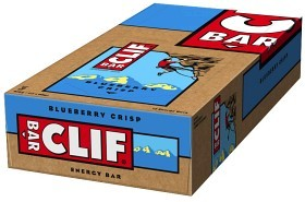 Bild på Clif Bar Blueberry Crisp 12 st