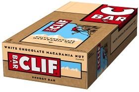 Bild på Clif Bar White Chocolate Macadama Nut 12 st
