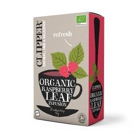 Bild på Clipper Organic Raspberry Leaf Infusion 20 st