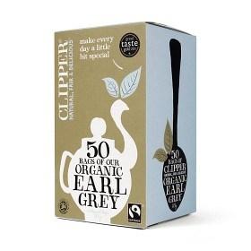 Bild på Clipper Organic Earl Grey 50 st