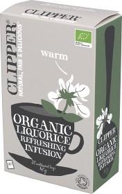 Bild på Clipper Organic Liquorice Infusion 20 st