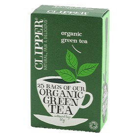 Bild på Clipper Organic Green Tea 26 st