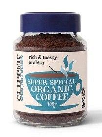 Bild på Clipper Super Special Organic snabbkaffe 100 g