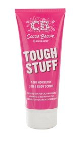 Bild på Cocoa Brown Tough Stuff Body Scrub 200 ml