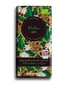 Bild på Dark Chocolate with Coffee 100 g
