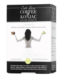 Bild på Coffee & Konjac 180 tabletter