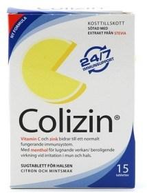Bild på Colizin 15 tabletter