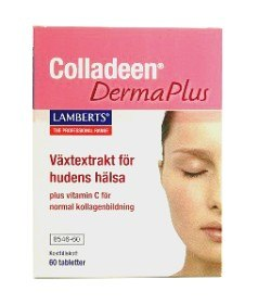 Bild på Colladeen Derma Plus 60 tabletter