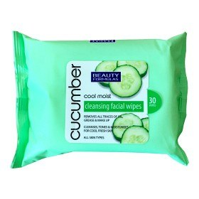 Bild på Cucumber Cleansing Facial Wipes 30 st