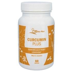 Bild på Curcumin Plus 60 kapslar