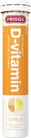 Bild på D-vitamin Citrus 20 brustabletter