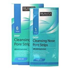 Bild på Deep Cleansing Nose Pore Strips 6 st