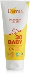 Bild på Derma Sun Baby Sollotion Eko SPF 30