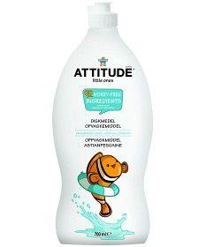 Bild på Attitude Diskmedel utan doft 700 ml