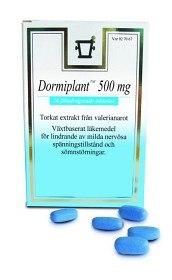 Bild på Dormiplant, filmdragerad tablett 500 mg 20 st