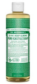 Bild på Dr Bronner Almond Liquid Soap 475 ml