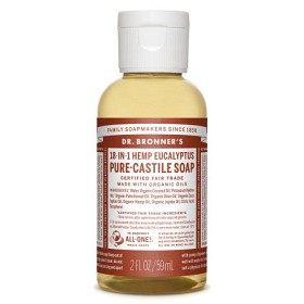 Bild på Dr Bronner Eucalyptus Liquid Soap 59 ml