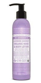 Bild på Dr Bronner Lavender & Coconut Hand & Body Lotion 240 ml