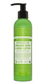 Bild på Dr Bronner Patchouli Lime Hand & Body Lotion 237 ml