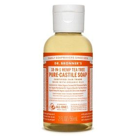 Bild på Dr Bronner Tea Tree Liquid Soap 59 ml