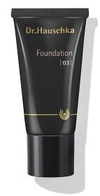 Bild på Dr Hauschka Foundation 03 Chestnut 30 ml