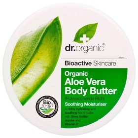 Bild på Dr Organic Aloe Vera Body Butter 200 ml