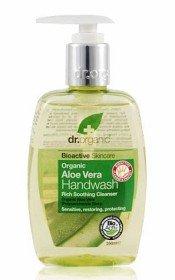 Bild på Dr Organic Aloe Vera Handwash 250 ml