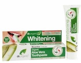 Bild på Dr Organic Aloe Vera Toothpaste 100 ml