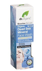 Bild på Dr Organic Dead Sea Mineral Face Wash 200 ml