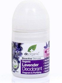 Bild på Dr Organic Lavender Deodorant