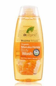 Bild på Dr Organic Manuka Honey Body Wash 250 ml