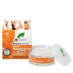 Bild på Dr Organic Manuka Honey Rescue Cream 50 ml