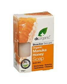 Bild på Dr Organic Manuka Honey Soap 100 g