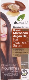 Bild på Dr Organic Moroccan Argan Oil Hair Treatment Serum 100 ml