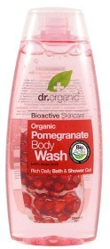 Bild på Dr Organic Pomegranate Body Wash 250 ml
