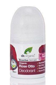Bild på Dr Organic Rose Otto Deodorant 50 ml