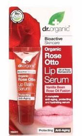 Bild på Dr Organic Rose Otto Lip Serum