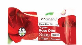 Bild på Dr Organic Rose Otto Soap 100 g