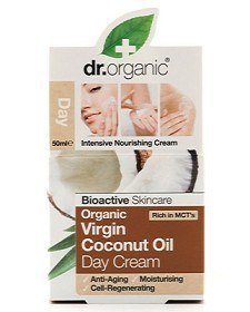 Bild på Dr Organic Virgin Coconut Oil Day Cream 50 ml